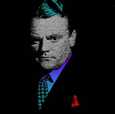Oscars Wall Art - Photograph - Cagney 1 by Emme Pons