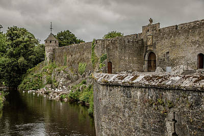 Photograph - Cahir Castle 1384 by Teresa Wilson