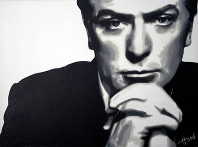 Painting - Caine by Hood alias Ludzska