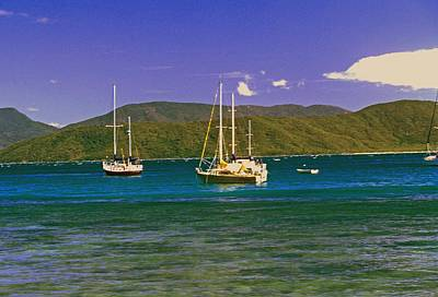 Photograph - Cairnes Harbour by Gary Wonning