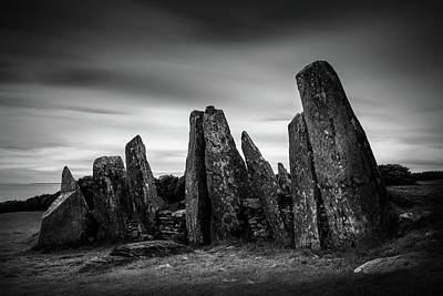 Photograph - Cairnholy I by Dave Bowman