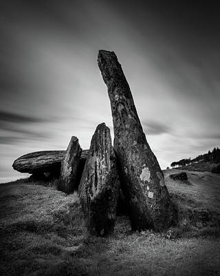 Photograph - Cairnholy II by Dave Bowman