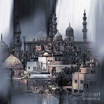 Cairo Egypt Art Original