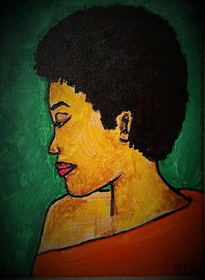 Photograph - Caisee In Dark Shadow by Deedee Williams
