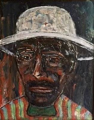 Painting - Cajun by Bruce Ben Pope