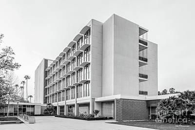Cal State Photograph - Cal State Northridge Bayramian Hall by University Icons