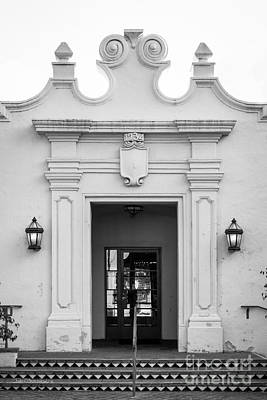 Entryway Photograph - Cal State University Channel Islands Doorway by University Icons