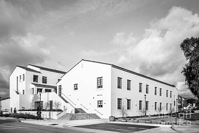 Photograph - Cal State University Channel Islands Sierra Hall by University Icons