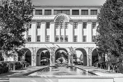 Photograph - Cal Tech Beckman Institute by University Icons