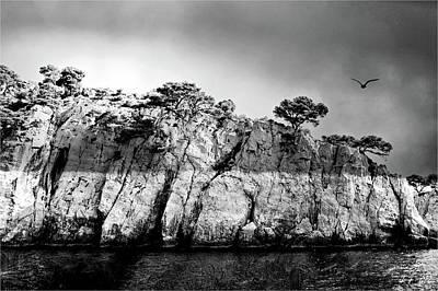 Photograph - Calanques De Marseille  by Jean Francois Gil