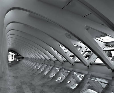 Photograph - Calatrava 3 by Gordon Engebretson