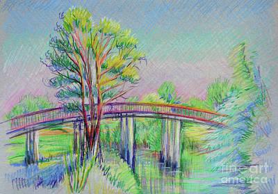 Calaveras Canal Bridge Original