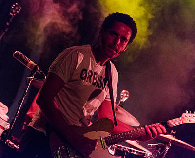 Photograph - Calexico Live  by Andrea Mazzocchetti