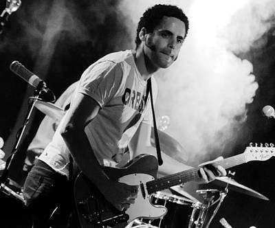 Photograph - Calexico Live - Jairo Zavala 2  by Andrea Mazzocchetti