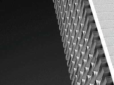 Photograph - Calgary Condo High Rise 2 by David Pantuso