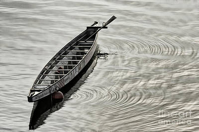 Photograph - Calgary Dragon Boat by Brad Allen Fine Art