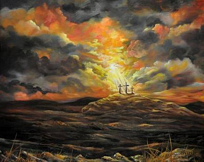 Painting - Calgary by Jessica Tookey