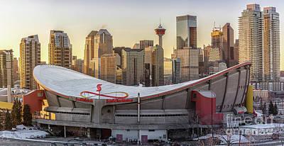 Photograph - Calgary Skyline by Martin Capek