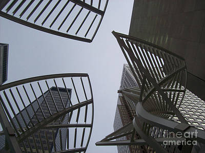 Photograph - Calgary Skyline by Mary Mikawoz