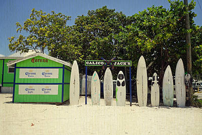Photograph - Calico Jack's by Laurie Perry