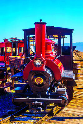 Old West Photograph - Calico Odessa Rr by Garry Gay