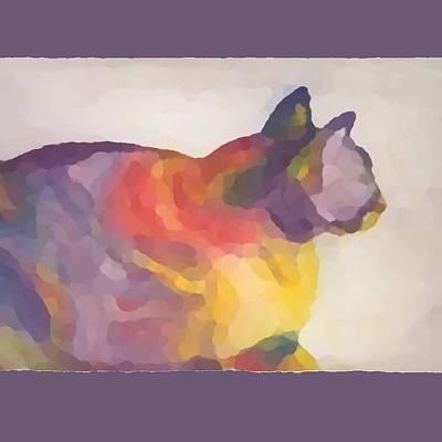 Pastel - Calico by Vicki Lynn Sodora