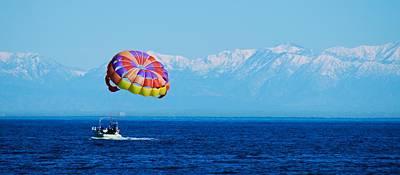 Photograph - California Coast by Eric Tressler