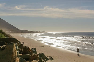 Photograph - California Coast by Kathleen McGinley
