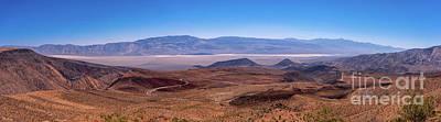 Photograph - California Desert - Hot But Not Humid Death Valley by Dan Carmichael