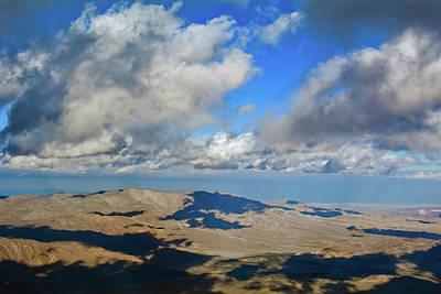 Photograph - California Desert Shadows by Kyle Hanson