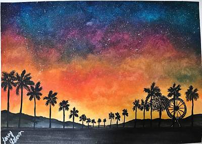 California Dreamin' Original by Laney Degrasse