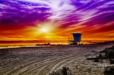 Photograph - California Dreaming by Alessandro Giorgi Art Photography