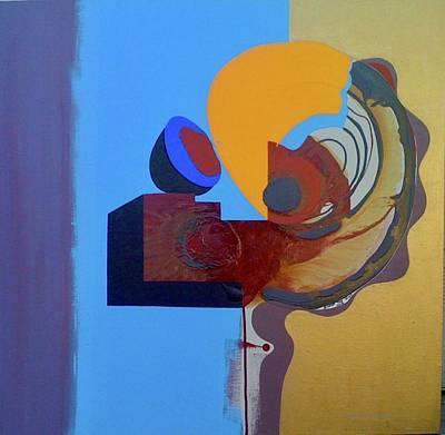 Painting - California Dreaming by Richard Van Vliet