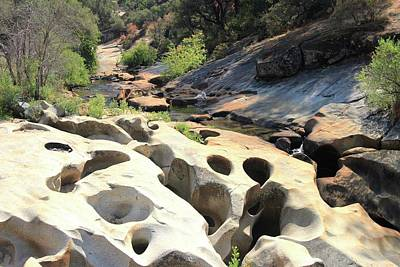 Photograph - California Geology by Sean Sarsfield