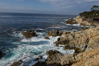 Photograph - California Pacific Ocean by John Johnson