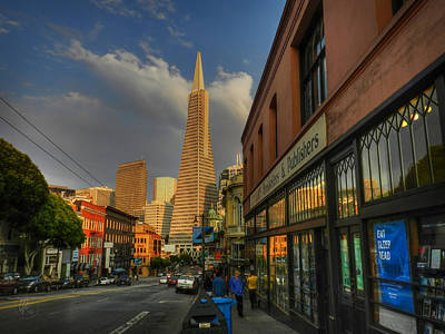 Photograph - California - San Francisco 009 by Lance Vaughn