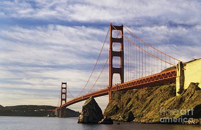 California, San Francisco Art Print by Larry Dale Gordon - Printscapes