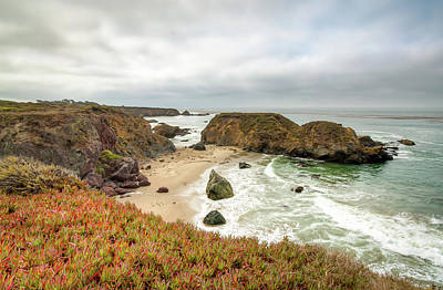 Photograph - California Seascape by R Scott Duncan