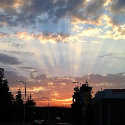California Wall Art - Photograph - #california #sunset #nature by Jennifer Beaudet