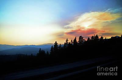 Photograph - California Sunset  Photograph  by Craig Thomas