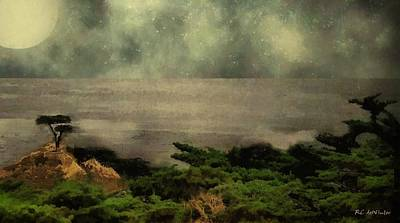 Painting - California Zen by RC deWinter