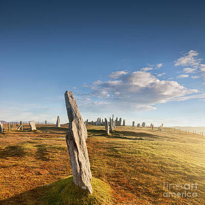 Photograph - Callanish, Isle Of Lewis by Colin and Linda McKie