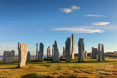 Photograph - Callanish, Isle Of Lewis II by Colin and Linda McKie