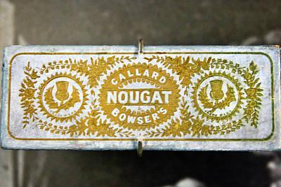 Photograph - Callard And Bowser's Nougat by Miroslava Jurcik