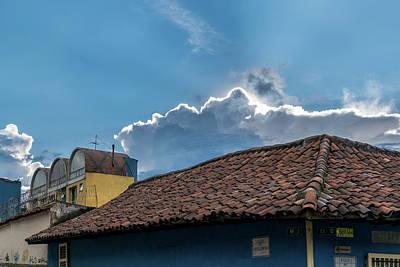 Photograph - Calle De Santa Ubrada by Steven Richman