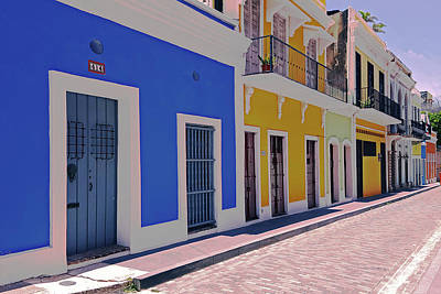 Photograph - Calle Del Sol by Guillermo Rodriguez