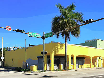 Photograph - Calle Ocho - Little Havana by Dominic Piperata