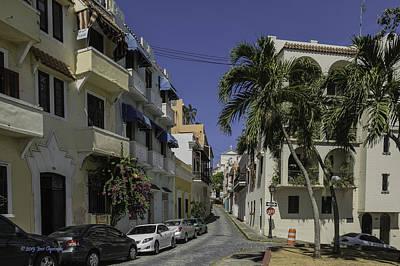 Photograph - Callejon De Las Monjas by Jose Oquendo