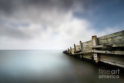 Protection Photograph - Calm 2 by Rod McLean
