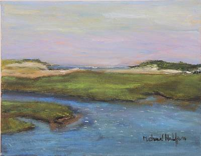 Painting - Calm At Mill Creek by Michael Helfen